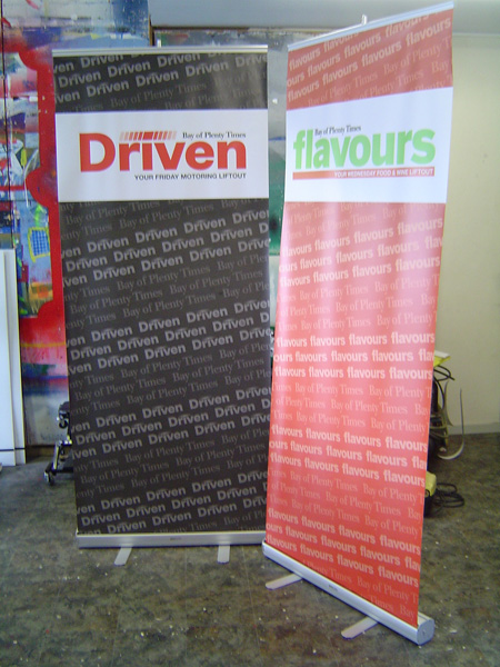 Roll Up Display Banners Sign Creations Your Building